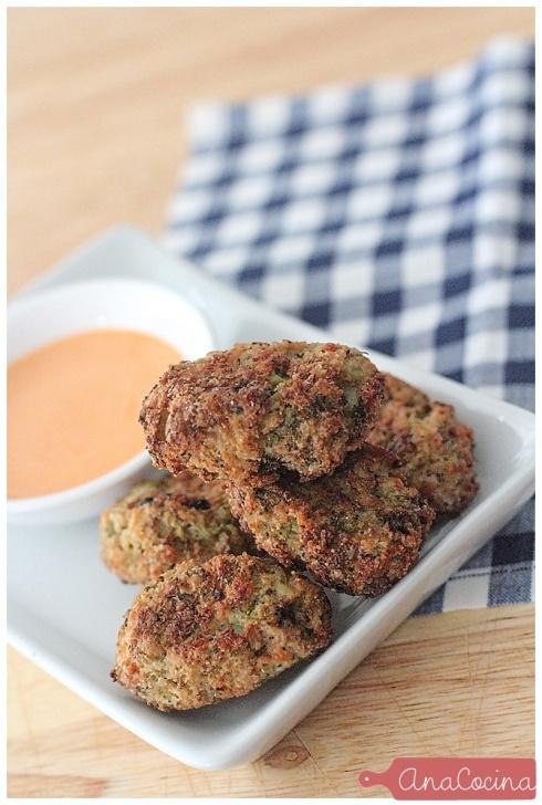Nuggets de Broccoli