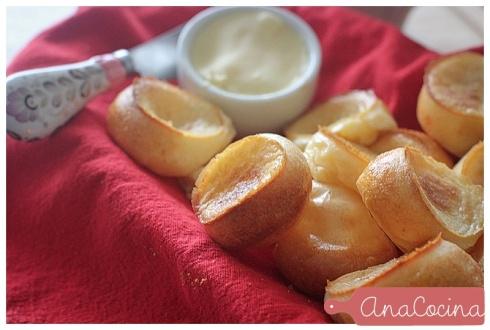 Globitos de yuca y queso